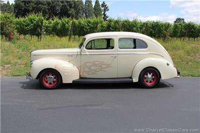 1940 Ford Tudor Deluxe RestoRod for sale