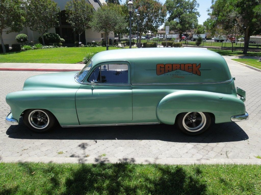 1950 Chevrolet Sedan Delivery Custom HOT ROD