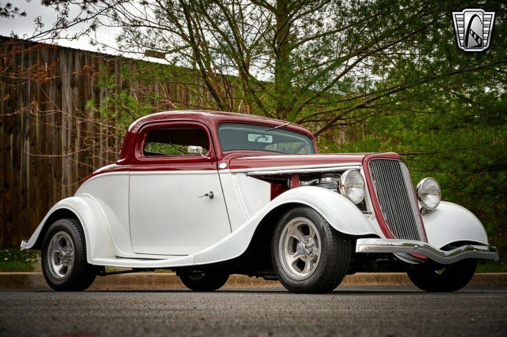 1933 Ford 2015 Assembled Replica