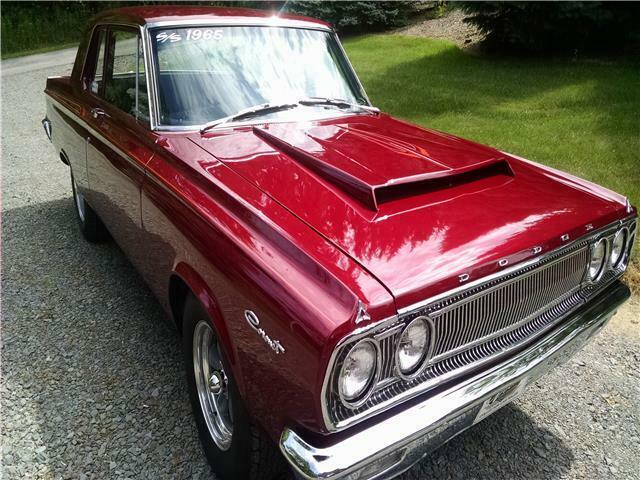 1965 Dodge Coronet Mod Show Car