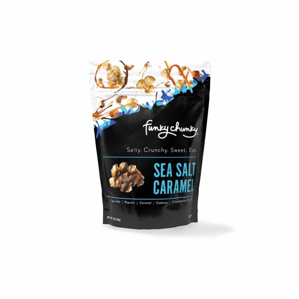 Sea Salt Caramel Popcorn