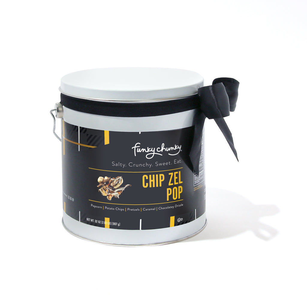 Chip Zel Pop Gift Pail 2 lb