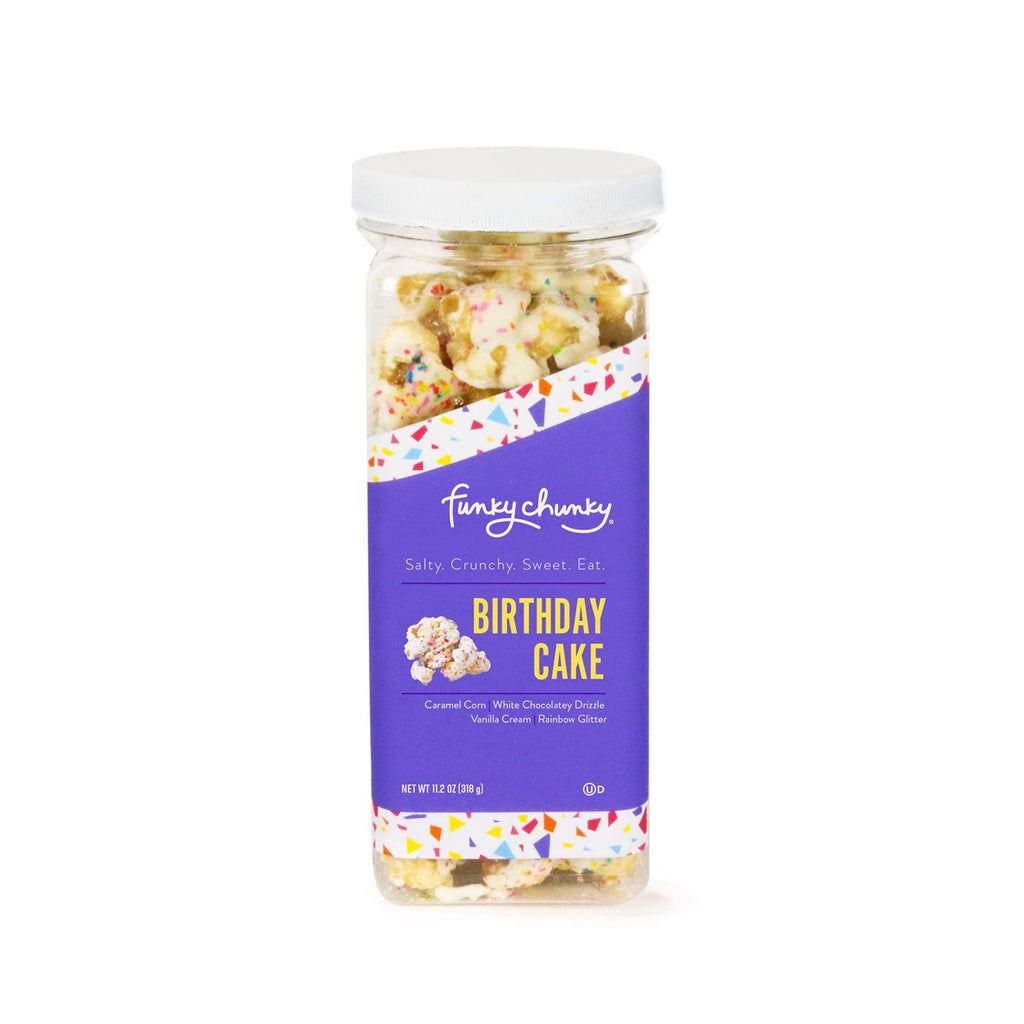 Birthday Cake Popcorn - 11.2 ounce--Funky Chunky