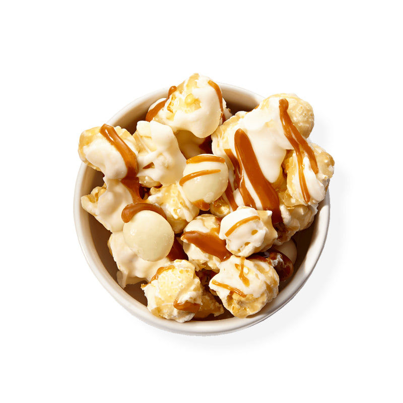 Vanilla Sweet Crème-td {border: 1px solid #ccc;}br {mso-data-placement:same-cell;} Upgrade your sweet tooth. We start with our decadent, buttery caramel popcorn and then drizzle vanilla sweet crème white chocolatey goodness, chewy caramel, and a sprinkle of white chocolate covered espresso beans.-Funky Chunky