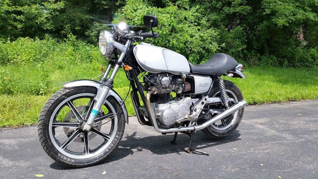 1979 Yamaha XS650 Cafe Racer