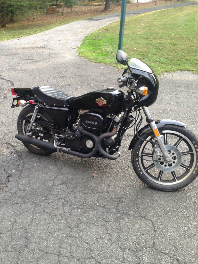 1977 Harley Davidson Cafe Racer XLCR 1000