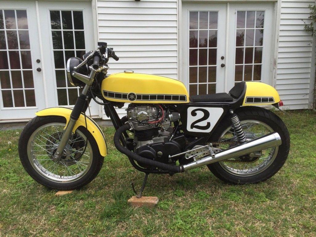 1979 Yamaha XS650 Cafe Racer Custom