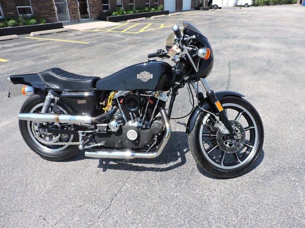 1977 Harley Davidson Sportster XLCR Cafe