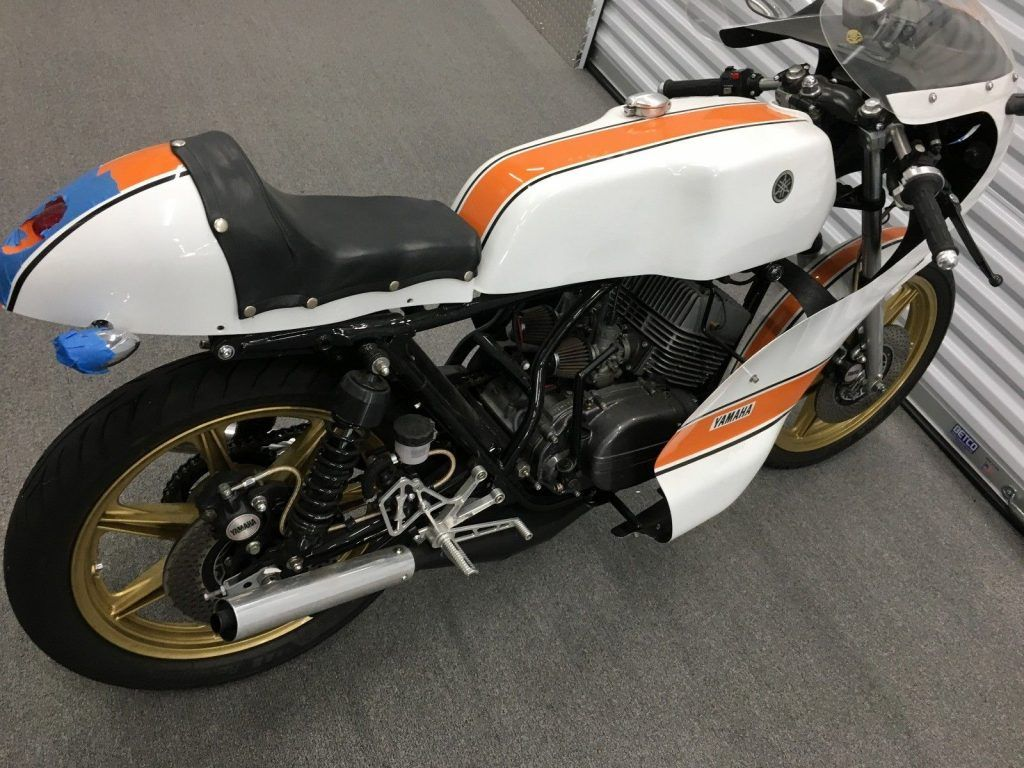 1974 Yamaha RD – VERY NICE Build!!