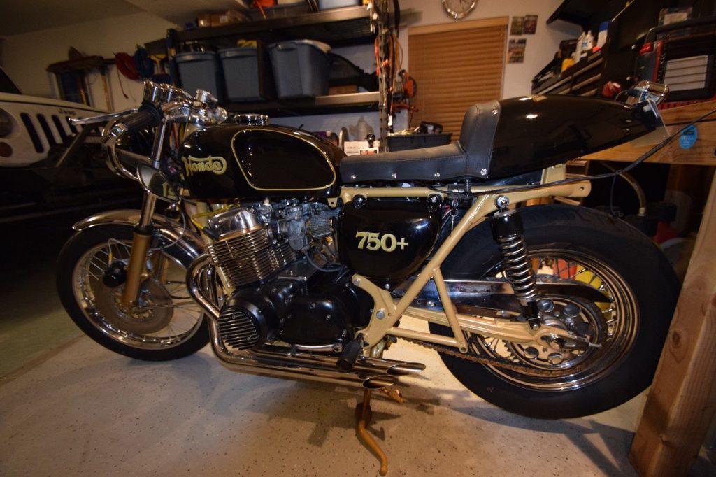 GREAT 1976 Honda CB