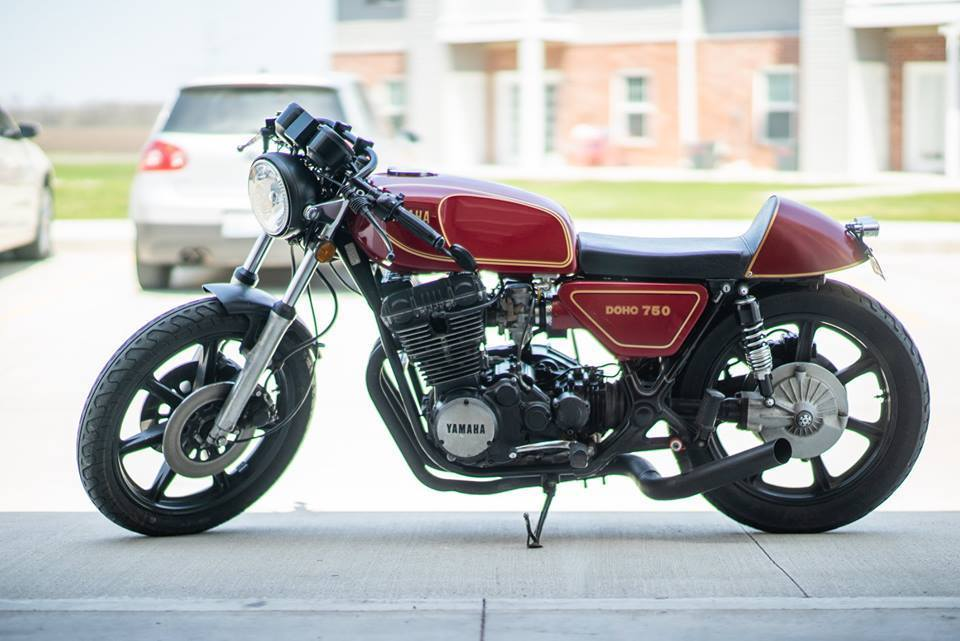 GREAT 1978 Yamaha XS