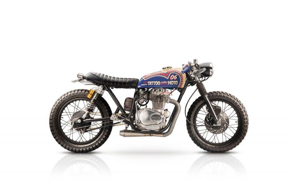 NICE 1974 Honda CB360 Custom