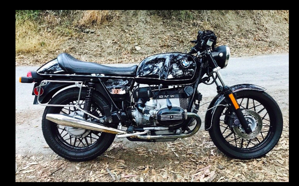 1982 BMW R Series – extremely clean