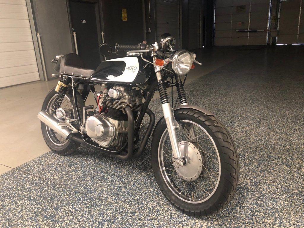 BEAUTIFUL 1971 Honda CB