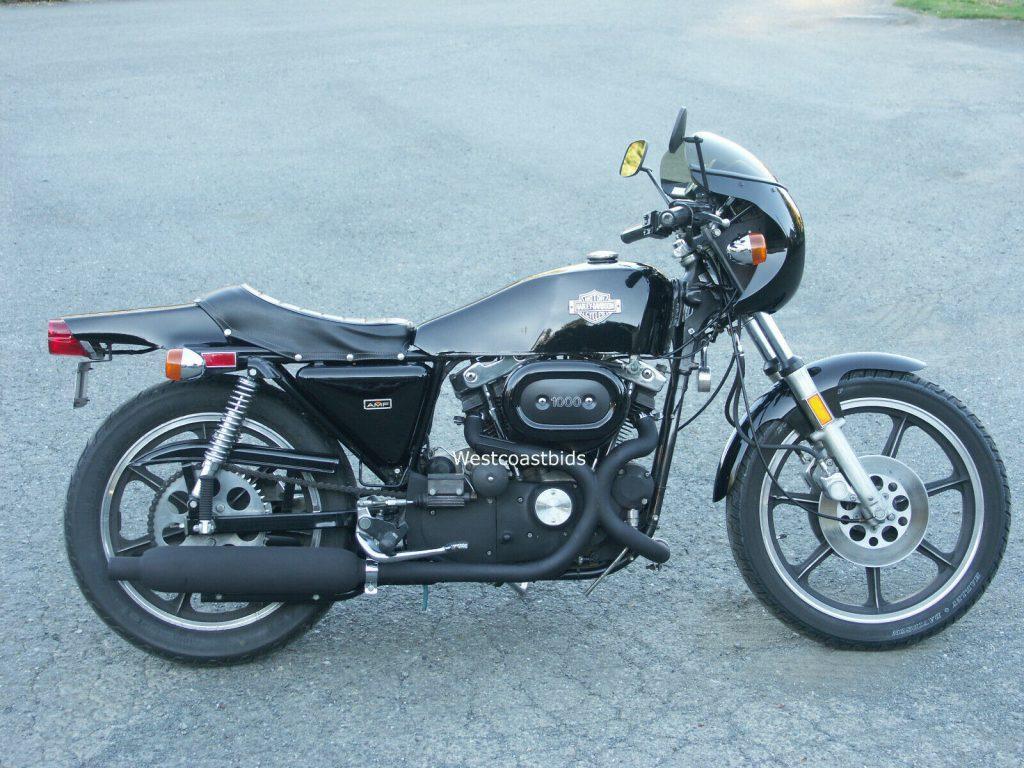 1977 Harley-Davidson Sportster XLCR Café Racer
