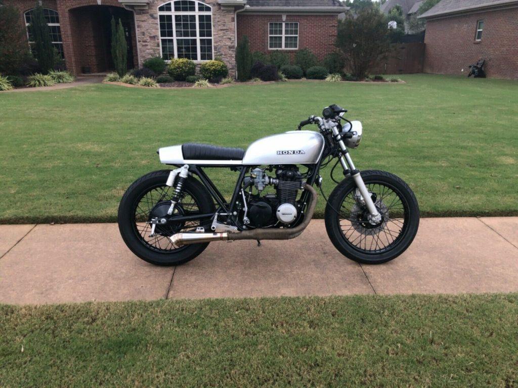 1977 Honda CB550 Cafe Racer [ALL NEW]