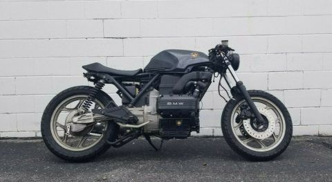 1987 BMW K75 Custom Cafe Racer for sale