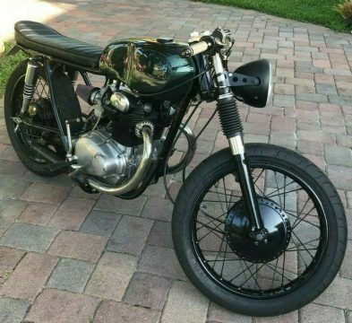 1969 Honda CB350 Cafe Racer [Full Rebuild] for sale