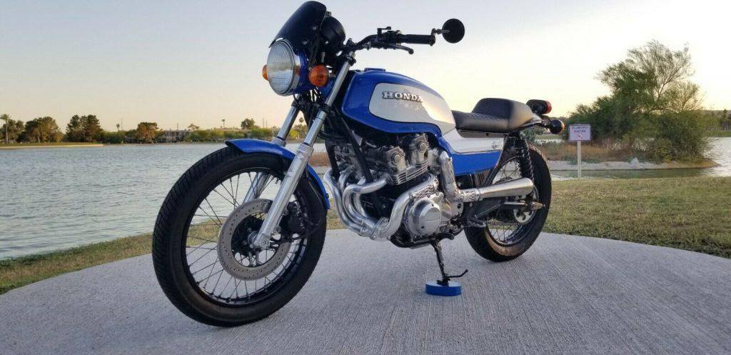 1979 Honda CB750K Turbo Cafe Racer
