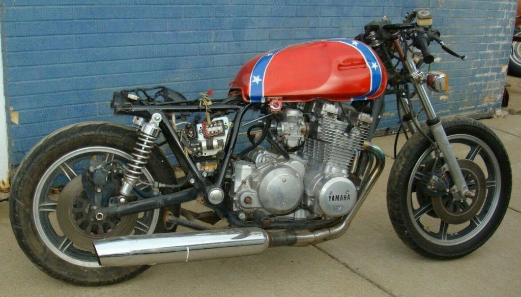 1979 Yamaha XS1100 Cafe Racer Motorcycle Project