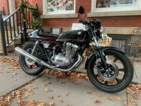 1976 Yamaha XS500 Cafe Racer for sale