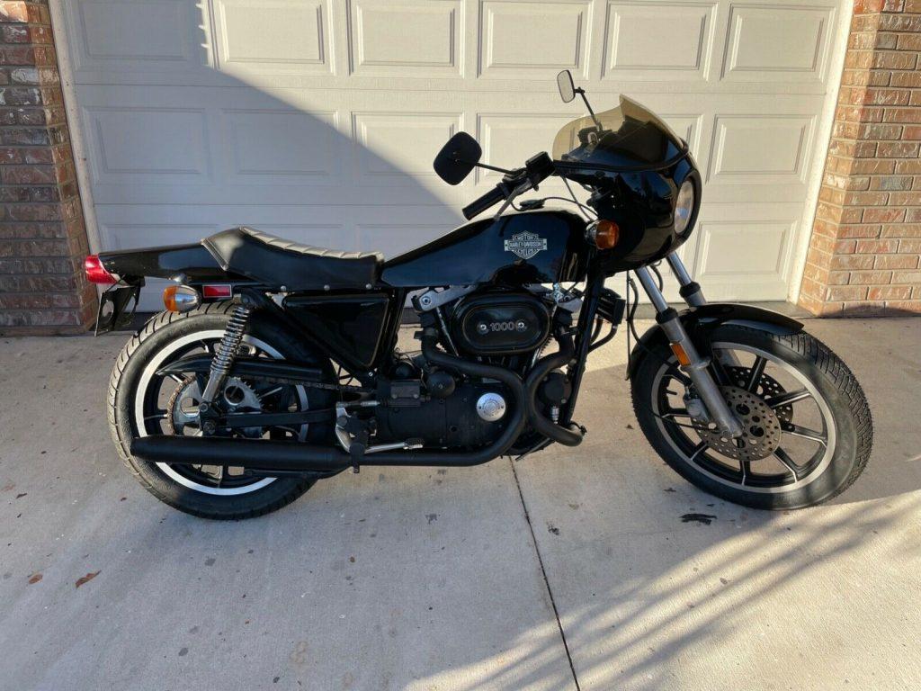 1978 Harley-Davidson XLCR Cafe Racer