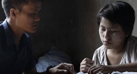 Unearthing future leaders in rural Myanmar