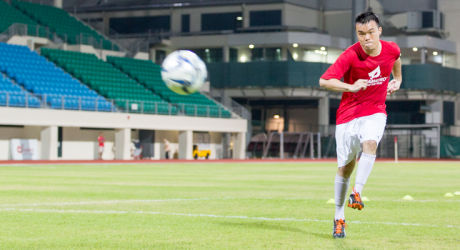 'Football really changed my life'
