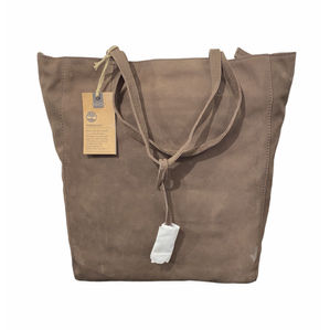Timberland Women's Brown Taupe Shopper Bag