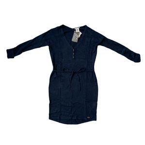 Timberland Navy Blue Casual Dress Size S
