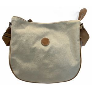 Timberland Women's Medium Cream Leather Bag