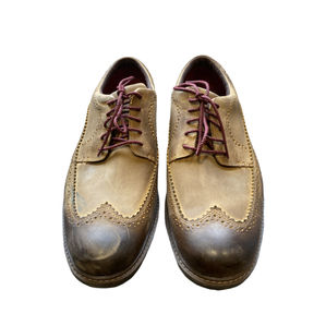 Timberland Men's Brown Leather Brogues Size UK 10