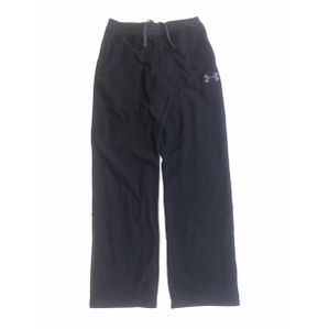 Under Armour YMD/M Boys black fleecy trousers
