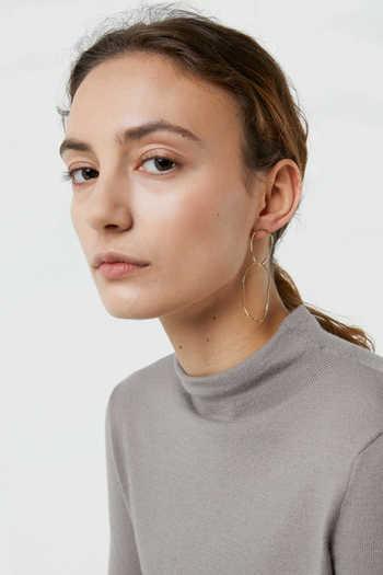 Earring J028
