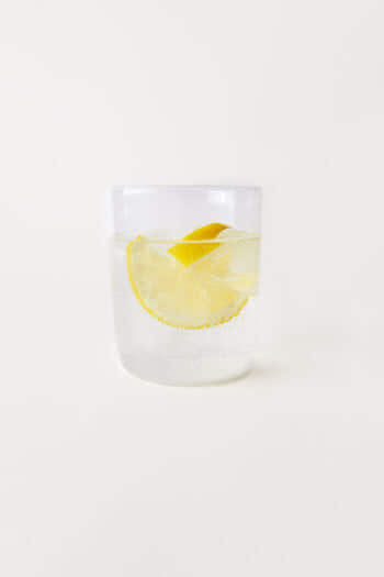 Glass Cup 3337