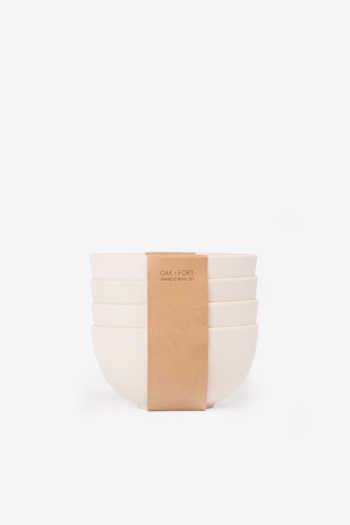 Large Bamboo Bowl Set 2856