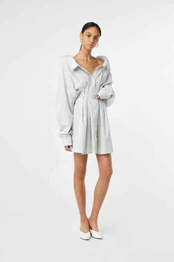 Shirt Dress J005