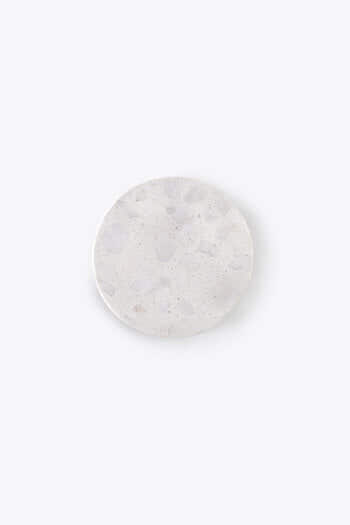 White Terrazzo Coaster 2913