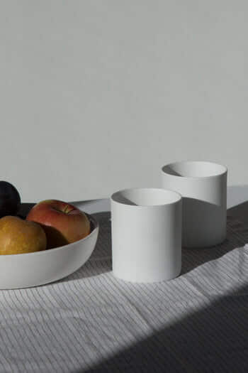 Wide Porcelain Cup 2940