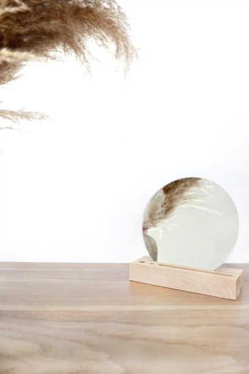 Wooden Mirror Stand 2901