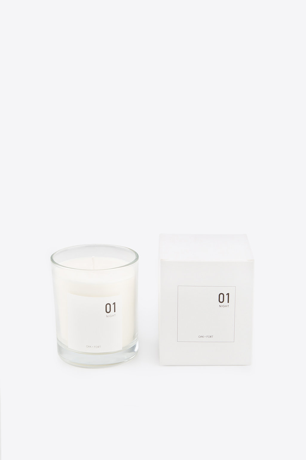 01 Night Candle 1035 Cream 1