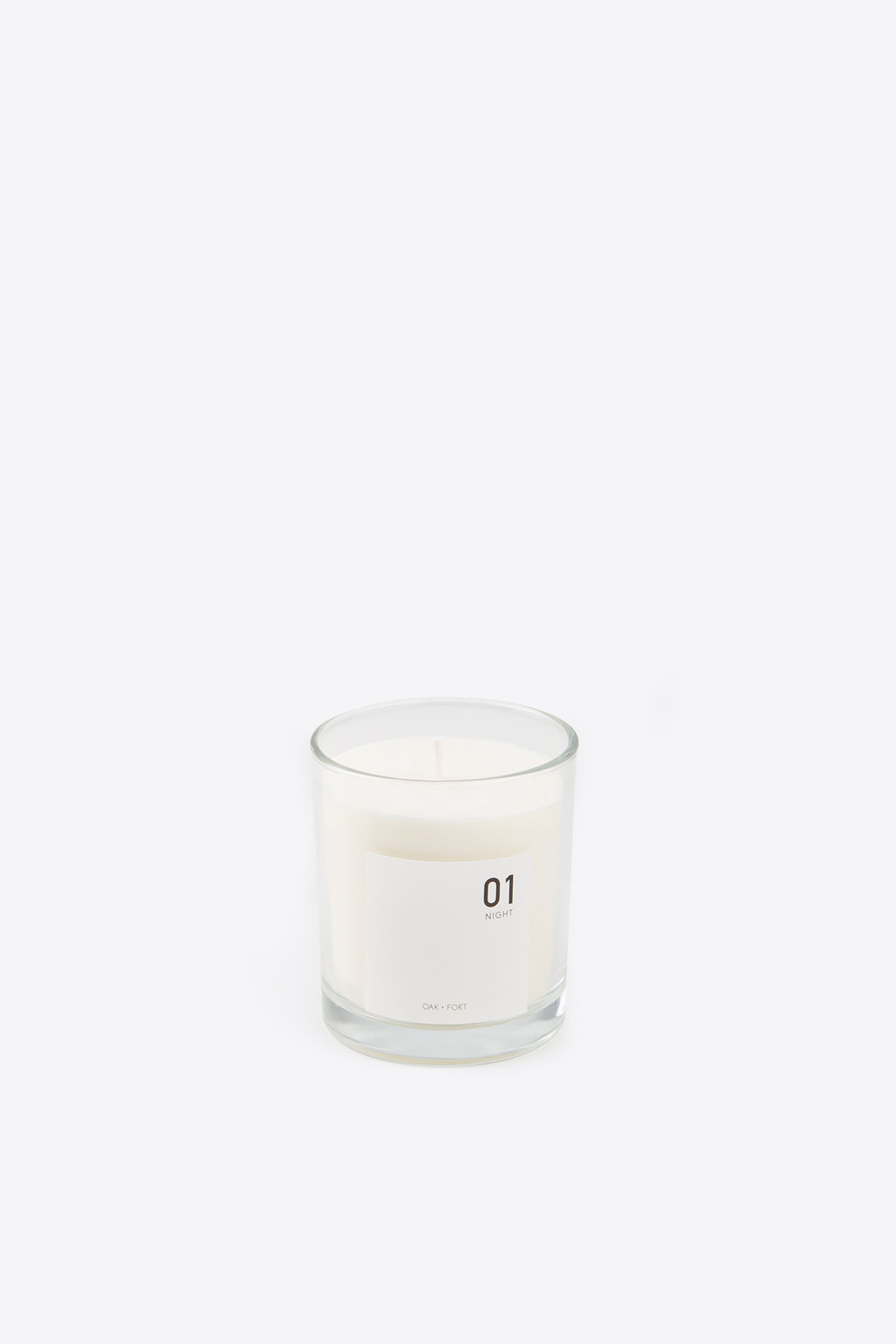 01 Night Candle 1035 Cream 2
