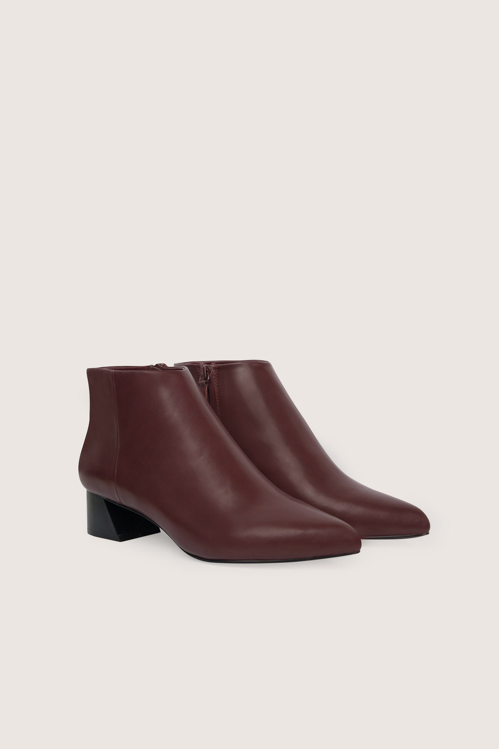 Ankle Boot 1731 Burgundy 2