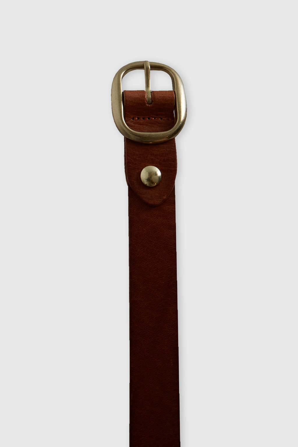 Belt J003 Brown 4