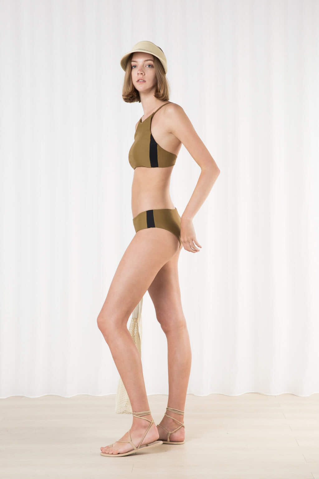 Bikini Bottom 2204 Olive 2