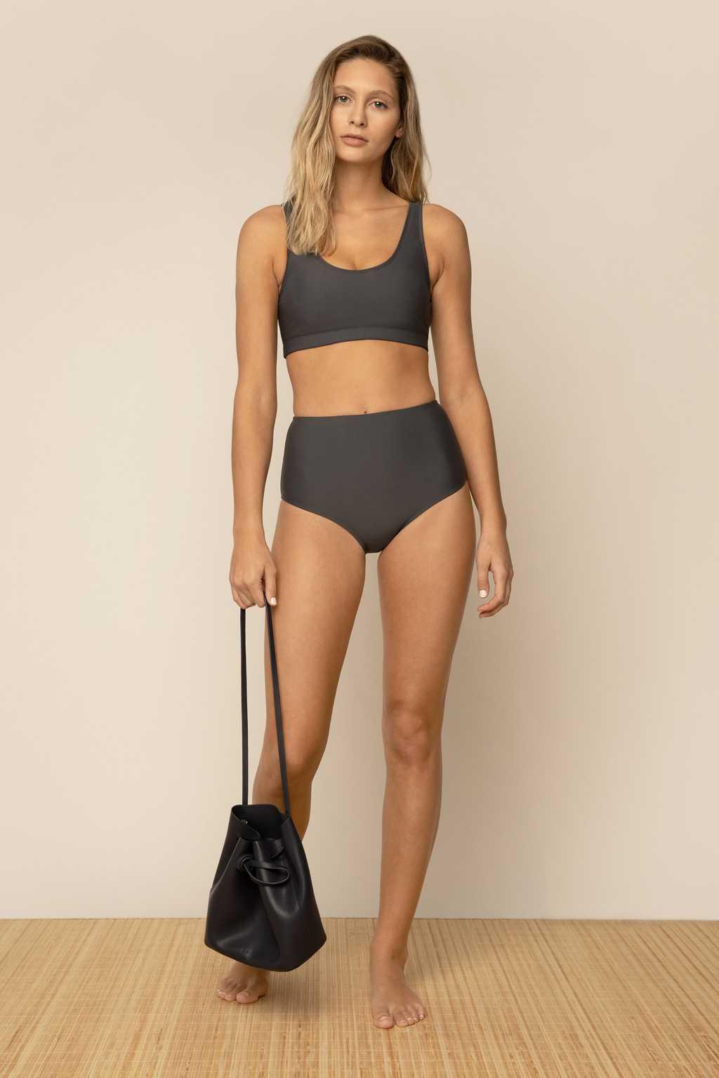 Bikini Bottom 2906 Gray 11