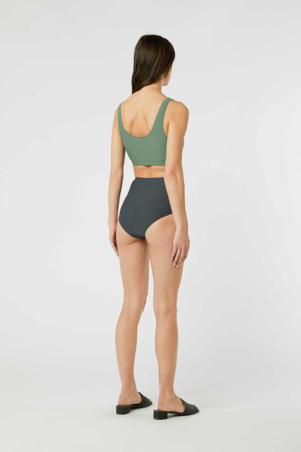 Bikini Bottom 2906 Gray 14