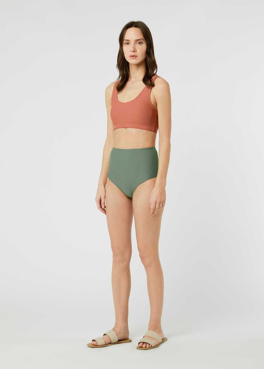 Bikini Bottom 2906 Sage 6