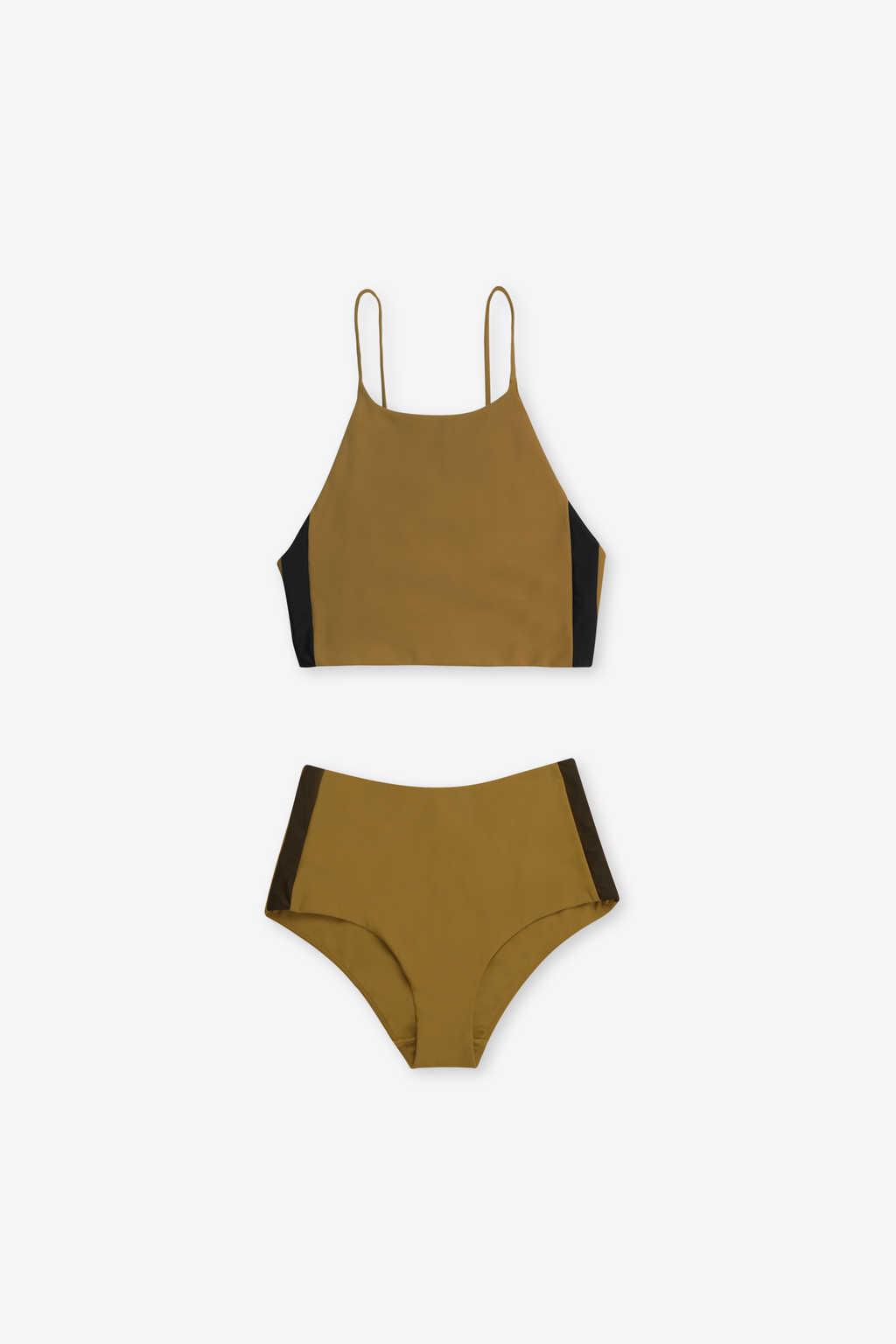 Bikini Top 2203 Olive 4