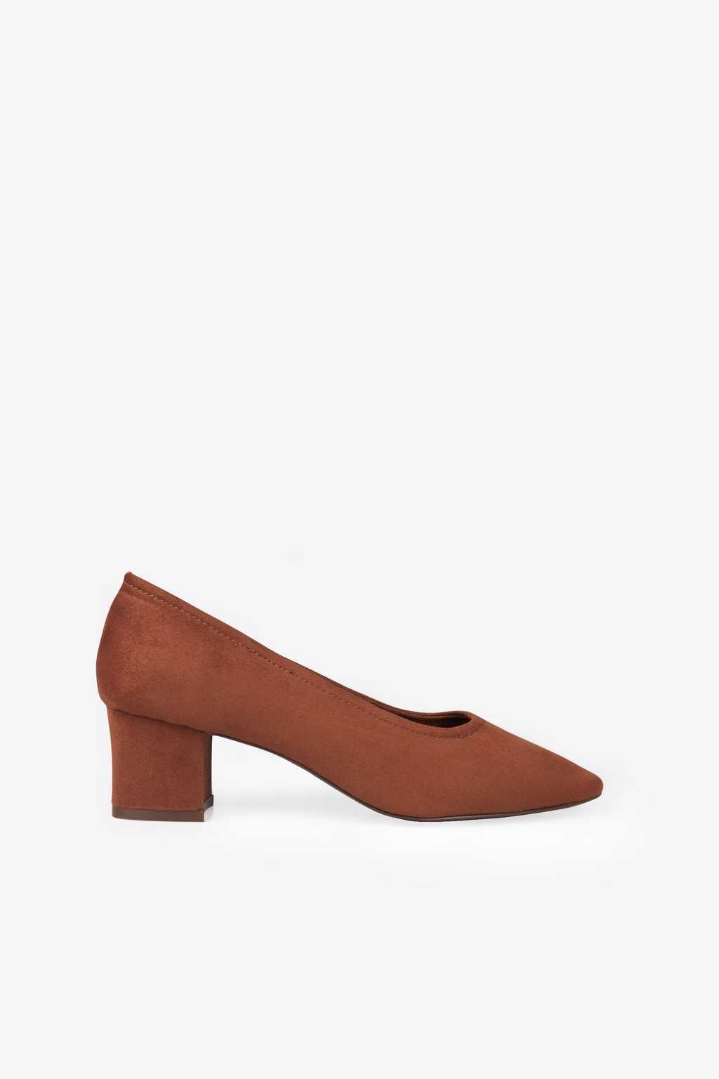 Block Heel 1896 Brown 1
